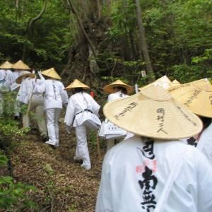 In Giappone, il pellegrinaggio degli 88 templi a Shikoku
