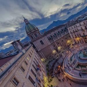 Salotti d'Italia: alla scoperta di piazza Pretoria a Palermo