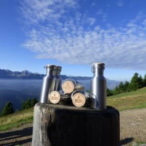 Bottigliette di plastica in montagna? Bressanone dice basta
