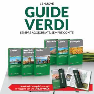 Arriva l'estate e la promozione delle Guide Verdi Touring 2018
