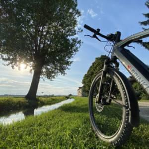 In bicicletta a Novara e dintorni: itinerario nelle terre del riso