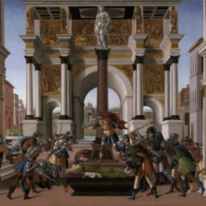 """Due """"opere sorelle"""" di Botticelli riunite per la prima volta a Bergamo"""