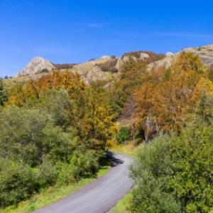Colori e sapori d'autunno in Liguria, a Santo Stefano d'Aveto