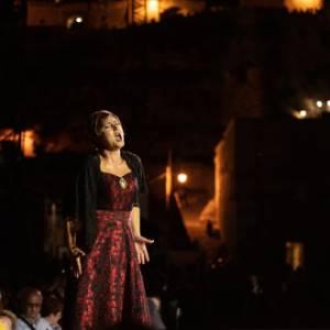 La magia di Matera, una sera d'estate