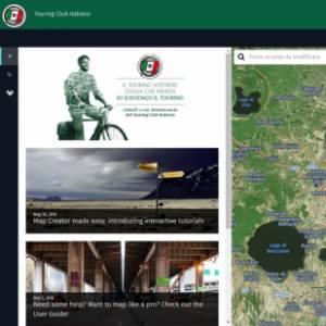 Camperisti, aggiorniamo insieme le mappe d'Italia!
