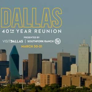 Dallas, una soap opera che compie 40 anni: i festeggiamenti a... Dallas