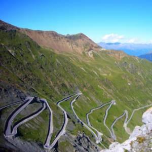 Stelvio, Rombo, Giovo, Palade: alla scoperta di quattro spettacolari passi alpini