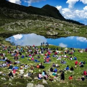 La musica prende quota con I suoni delle Dolomiti