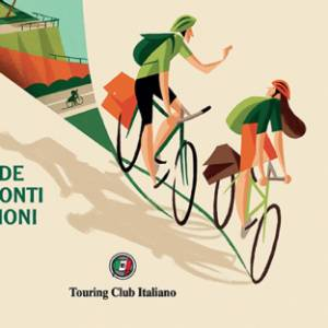 """""""Bicicletta - Strade racconti passioni"""", il nuovo volume Touring dedicato agli amanti delle due ruote"""