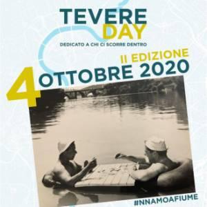 A Roma il 4 ottobre la seconda edizione del Tevere Day