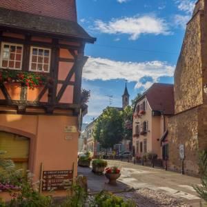 Dieci bellissimi borghi di Francia