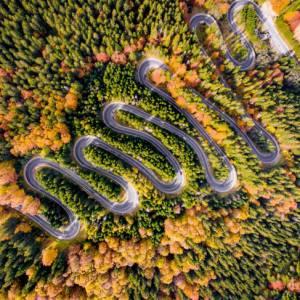 Quali sono le strade più belle d'Europa?