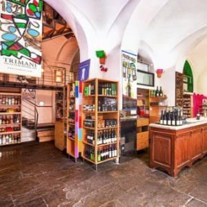 Trimani, nel cuore di Roma un mondo di grandi vini
