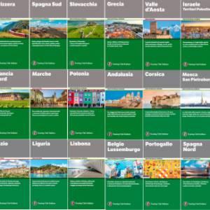 """Le """"nuove"""" Guide Verdi Touring, perfette compagne di viaggio"""