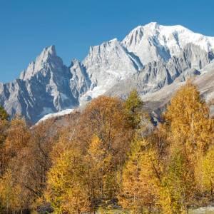 Dove vedere il foliage in Valle d'Aosta