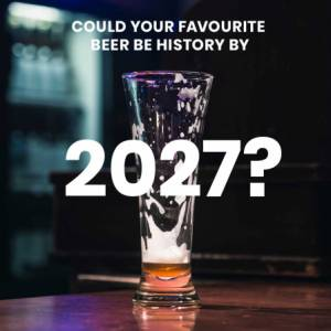 Un mondo senza birra? Possibile, se non salviamo le nostre acque