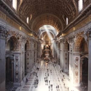 Che cosa vedere nella basilica di San Pietro in Vaticano (5