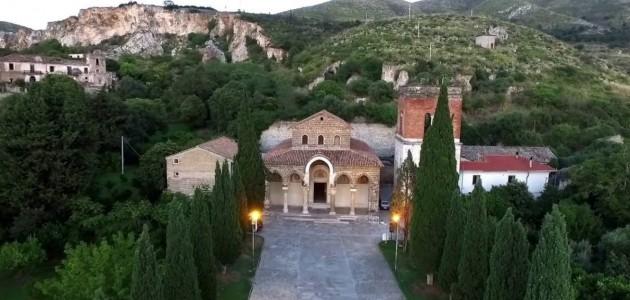 Il Touring lancia un appello per salvare la Basilica di Sant'Angelo in Formis, in Campania