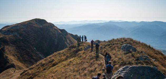 Va' Sentiero, capitolo 17. Sulle montagne dell'Appennino Tosco-Emiliano