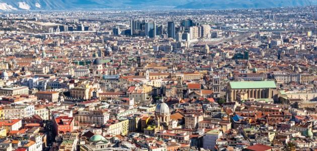 I quattro meravigliosi luoghi di Napoli aperti dai Volontari Touring