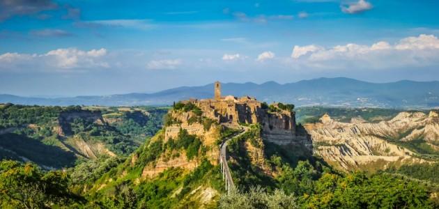 Civita di Bagnoregio candidata a Patrimonio dell'Umanità Unesco