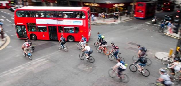 """""""Londra diventerà la città più ciclabile del mondo"""""""
