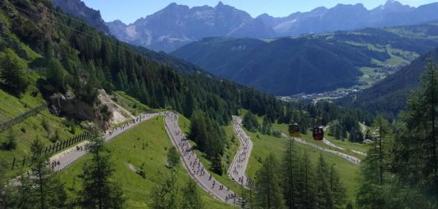 Estate sulle Dolomiti: il gusto di pedalare in Val Badia