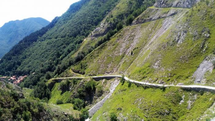 La Via Vandelli, uno straordinario percorso in bicicletta