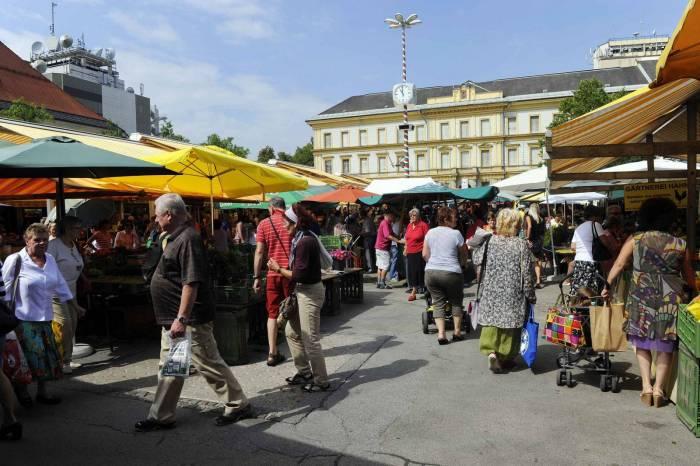Ufficio Turistico Di Klagenfurt : Austria un weekend a klagenfurt sulle sponde del lago wörthersee