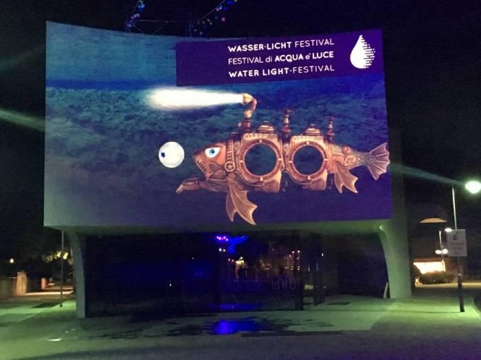 Luce e acqua in festival a bressanone for Dormire a bressanone