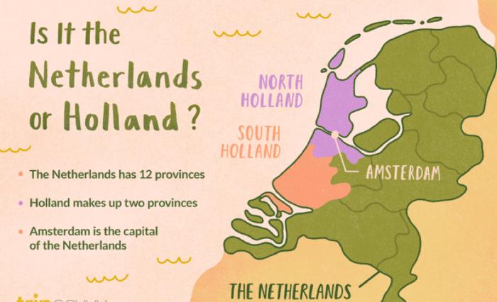 Cartina Olanda Politica.L Olanda Non Si Chiama Piu Olanda 3 Di 6 Touring Club