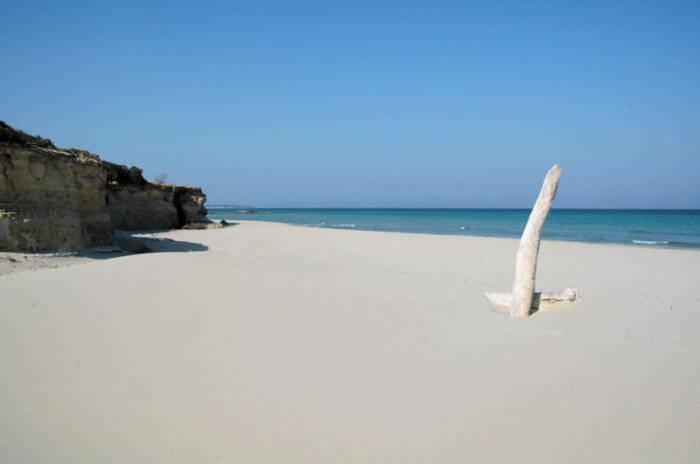 Cartina Mappa Spiagge Puglia.Le Spiagge Piu Belle Della Puglia Il Salento