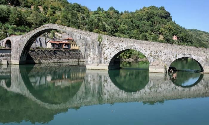 Che cosa vedere a lucca dieci idee per una visita for Foto di ponti su case
