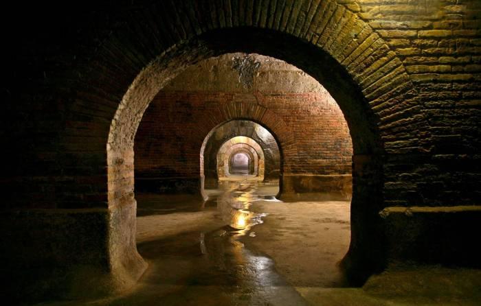 Le più belle città sotterranee in Italia - regioni del