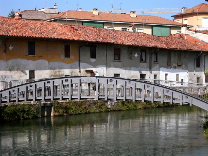 La ciclabile della Martesana, da Trezzo sull\'Adda a Milano