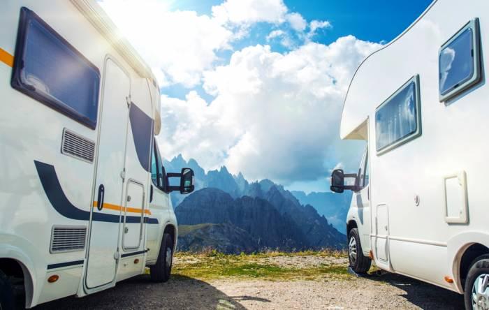 Boom del turismo in camper: ecco i dati del 2017