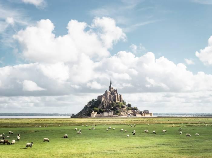 Itinerario in Francia, da Nantes fino a Le Mont-Saint-Michel