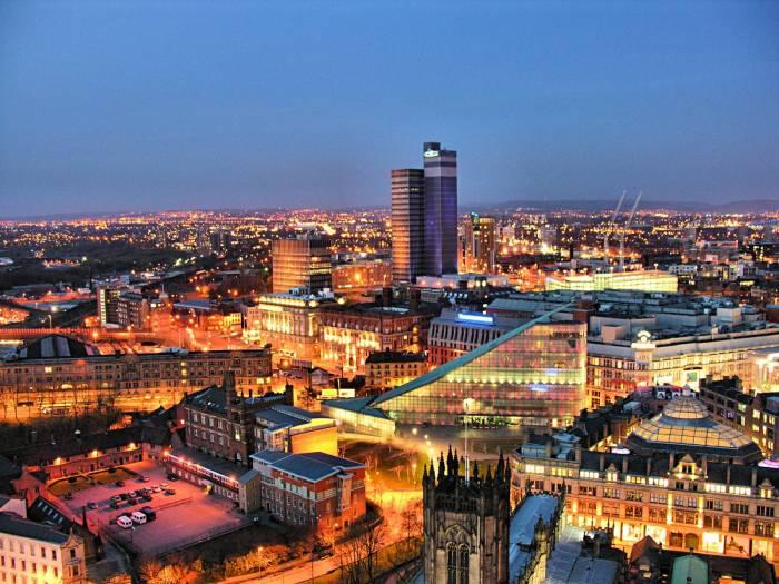 Indù incontri Manchester
