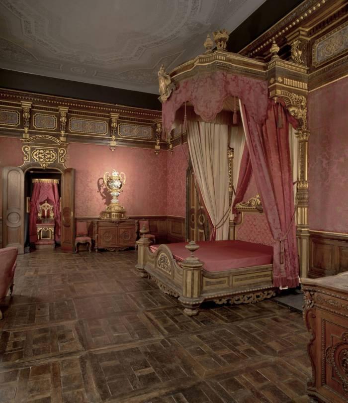 Letto A Castello Principesse.In Piemonte Riapre Il Castello Di Moncalieri 2 Di 3 Touring Club