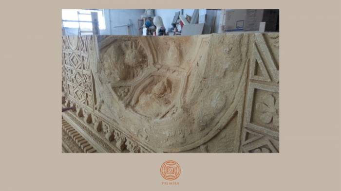 Rinascere dalle distruzioni: i tesori di Palmira rivivono al Colosseo