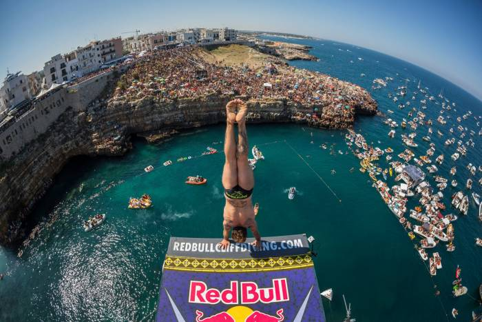 Red Bull Cliff Diving World Series 2016 - ph Alessandro De Rose