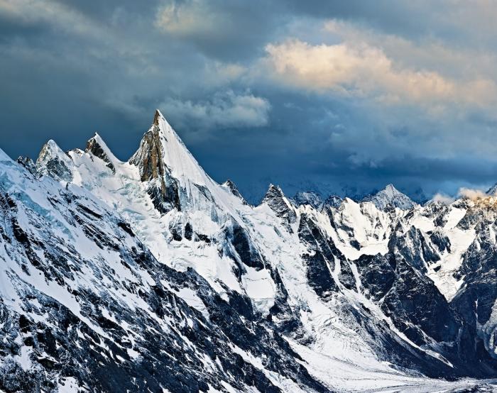 Quali sono le montagne pi alte del mondo for Statua piu alta del mondo
