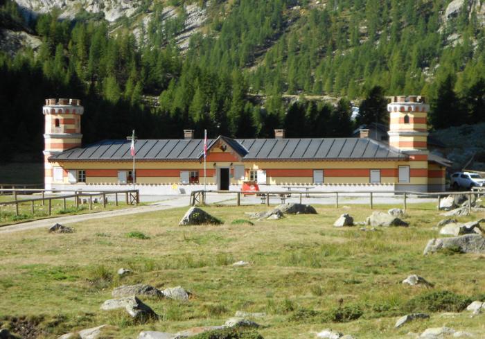 53aed5efb8 PIEMONTE - Alagna Valsesia - Rifugio Pastore (Vc)