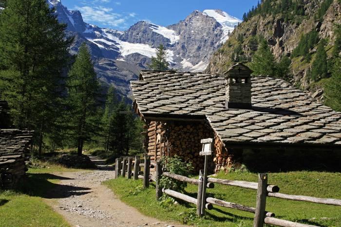 Dieci escursioni facili in Valle d'Aosta