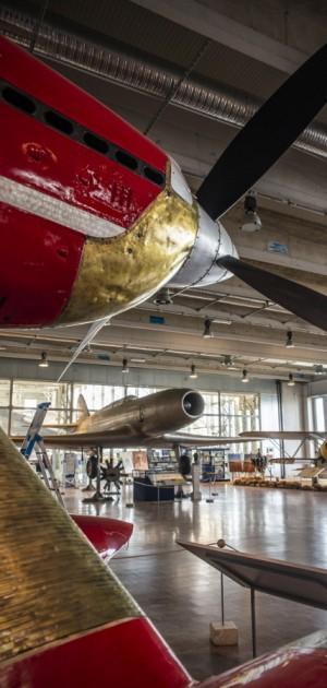 Due nuovi velivoli al Museo dell'Aeronautica Militare di Vigna di Valle