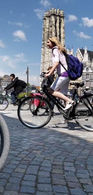 In bicicletta nelle Fiandre: cinque motivi per programmare una vacanza a pedali
