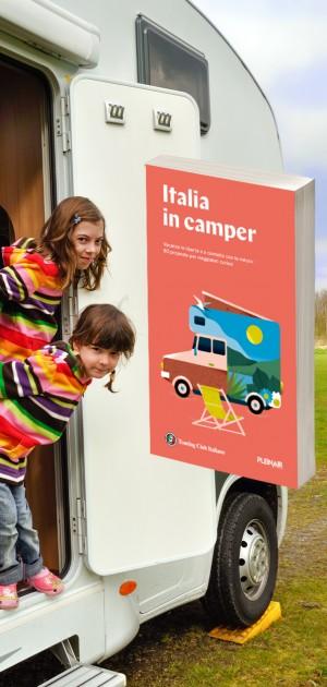 """La nuova guida Touring """"Italia in Camper"""". Per riscoprire la libertà di viaggiare"""