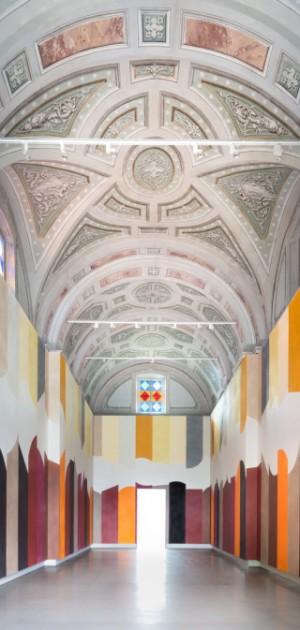 Le tre meravigliose creazioni di David Tremlett nelle Langhe