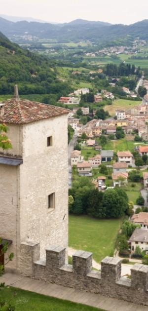 Un nuovo borgo Bandiera arancione in Veneto