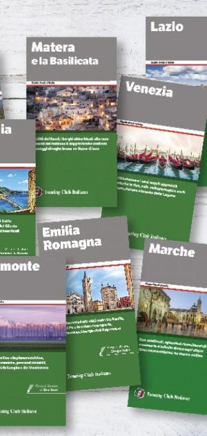 Pronti a ripartire? Parte la grande promozione di giugno sulle Guide Verdi Touring